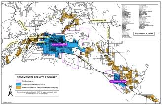 Stormwater Permitting Map